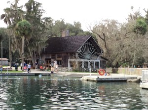 Old Spanish Sugar Mill Restaurant at De Leon Springs